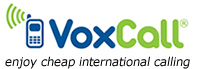Vox Call - enjoy cheap international calling
